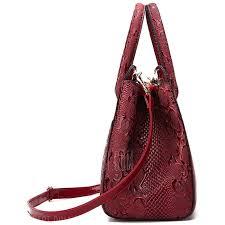 <b>Women</b> Casual <b>Fashion</b> Bright <b>Patent Leather Ladies</b> Handbag ...