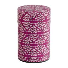 Japanese Wazome <b>Paper</b> Tea Canisters | <b>Stash</b> Tea