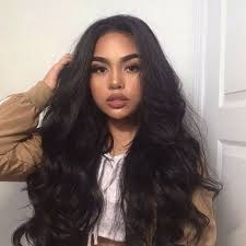 black hairstyles for long hair with a unique model hairstyle long hairstyle your exle ideas 5
