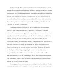 essay about indian culture Millicent Rogers Museum India continuity and changes over time visual essay Similar to virtually all of civilizations and cultures