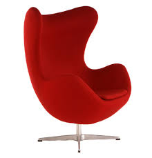 replica arne jacobsen egg chair red image replica egg chair arne