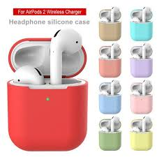 360 Degree Full Protection for AirPods <b>Silicone Earphone</b>/<b>Earpiece</b> ...
