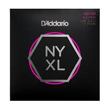 <b>D'Addario NYXL45130</b> (для бас-<b>гитары</b>), купить <b>гитарные струны</b> ...