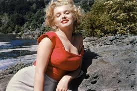 The last professional photos of Marilyn Monroe, unstyled and ...