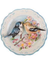 "Панно-тарелка ""Райский сад"" <b>12см Lefard</b> 5462773 в интернет ..."