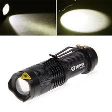 Buy New SIPIK <b>SK68</b>-3W Torch 1*Cree Q3 <b>3</b>-<b>Modes</b> 120 Lumens ...