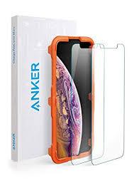 Anker iPhone <b>X</b> / Xs <b>Screen</b> Protector for <b>Apple</b> iPhone <b>X</b> / 10 (2017 ...