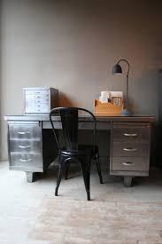 retro office desks. industrial vintage desk steel home office furniture retro desks d