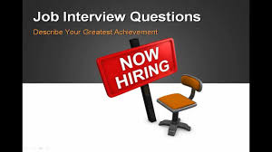 questions for a job interview how to answer job interview questions for a job interview how to answer job interview question about greatest achievement