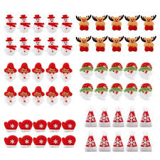 Online Shop <b>10pcs</b>/<b>pack</b> Felt Christmas <b>Appliques</b> Felt Ornament Kit ...