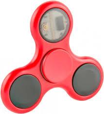 Спиннер <b>RedLine</b> B1 с <b>LED</b>-подсветкой пластиковый Red - цена ...