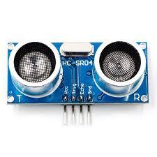 <b>HC</b>-<b>SR04 Receiver Module</b> Ocean Blue Transmitters & Receivers ...