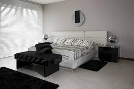 black white style modern bedroom silver deco bedroom ideas black