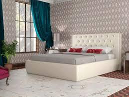 Ева <b>Кровать</b> ПМ 1600. <b>Интерьерные кровати</b>. <b>Нижегородмебель</b> ...