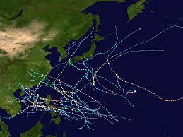 Saison cyclonique 2006 dans l'océan Pacifique nord-ouest