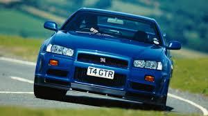 <b>Nissan Skyline</b> R34 Review | Top Gear