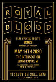 <b>Royal Blood</b> - May 14 | The Intersection