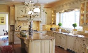 kitchen beautiful brown granite kitchen countertop design idea with white kitchen cabinet and kitchen island appealing appealing pendant lights kitchen