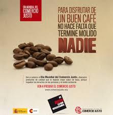 Resultado de imagen de cafe de comercio justo
