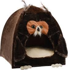 """<b>Домик для животных GiGwi</b> """"Сова"""", 40 см х 45 см — купить в ..."""