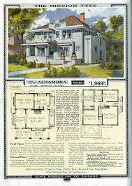american colonial homes brandon inge: original image from a  sears modern homes catalog