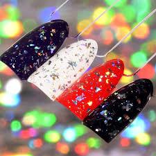 1g Galaxy <b>Holo лак для ногтей</b> блестки радужные лазерные ...