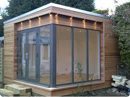1000 ideas about contemporary garden rooms on pinterest garden office garden office shed and garden studio big garden office ian