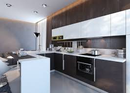 white gloss kitchen cabinets photo al