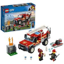 Купить <b>Конструктор LEGO City</b> 60231 <b>Грузовик</b> начальника ...