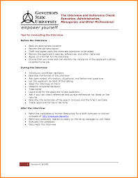 4 job references format ledger paper sample job interview references by hnx29378