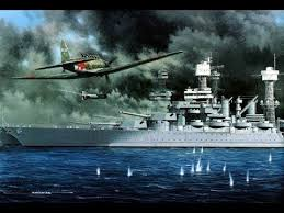 Image result for pictures of pearl harbor attack with color