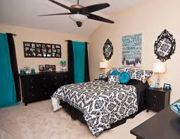 finally finished my master bedroom tiffany blue black silver and white black blue bedroom