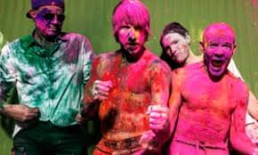 <b>Red Hot Chili Peppers</b> | Music | The Guardian