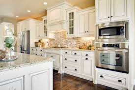 rustic kitchen spacious antique white kitchen cabinets design using wooden material and white countertop and brilliant 12 elegant rustic