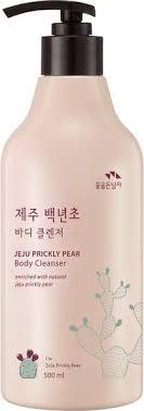Купить <b>Гель для душа</b> с кактусом <b>Jeju</b> Prickly Pear Body Cleanser ...