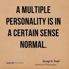 Funny Quotes About Multiple Personality. QuotesGram via Relatably.com