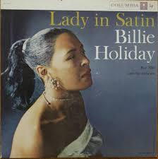 <b>Billie Holiday</b> With Ray Ellis And His Orchestra - <b>Lady</b> In Satin