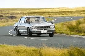 Nissan Skyline <b>GT</b>-<b>R Hakosuka</b> - origin of the species | evo