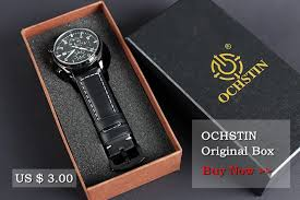 <b>OCHSTIN Men's</b> Watch <b>Quartz</b> Sports Watches <b>Men</b> 3D Face Clock ...