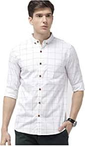 Round Collar - Shirts / Men: Clothing & Accessories - Amazon.in