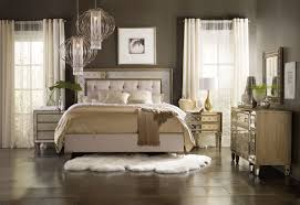 bedroom mirrored furniture dresser hooker furniture bedroom sanctuary king mirrored upholstered bed 5414 cheap mirrored bedroom furniture