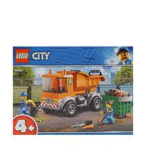 <b>Конструктор Lego</b> City <b>60220 Мусоровоз</b> 90 деталей купить с ...