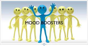Mood Booster dengan senyuman