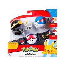 Игрушка <b>Pokemon Пояс</b> (<b>разноцветный</b>)