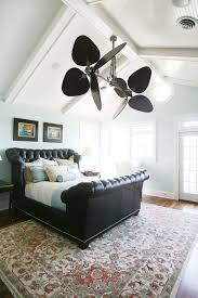 owners bedroom inspiration for a timeless bedroom remodel in other with blue walls unusual ceiling fans bedroom decor ceiling fan