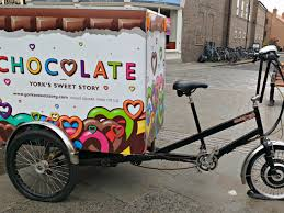 A Day Out At The York <b>Chocolate Story</b> With Toddlers
