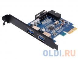 <b>Контроллер PCI</b>-<b>E Orico PVU3</b>-2O2I — купить по лучшей цене в ...