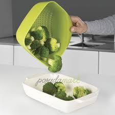 <b>Дуршлаг Square SS17</b> 20 см пластик зеленый серия <b>Дуршлаги</b> ...