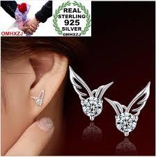 2019 <b>OMHXZJ Wholesale Fashion Jewelry</b> Wings An Angel Drill ...