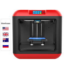 <b>Flashforge Finder</b> is the perfect starter 3D printer for families ...
